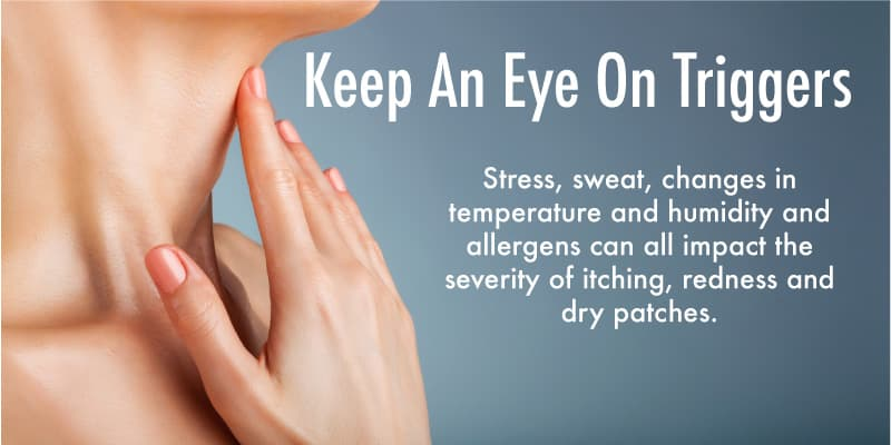 Triggers of Eczema Skin